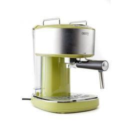 Ekspres do kawy ciśnieniowy plastikowy CAMRY DESIGN ZIELONY 850 W