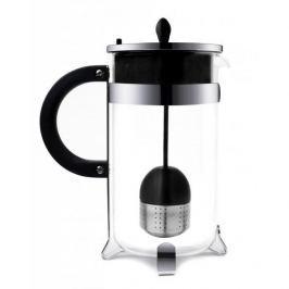 Dzbanek do herbaty i kawy szklany z zaparzaczem VIALLI DESIGN AMO 1 l