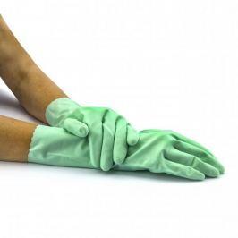 Rękawiczki lateksowe VILEDA EXTRA SENSATION ZIELONE M