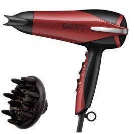 Suszarka do włosów elektryczna plastikowa CAMRY HAIR CZERWONA 2200 W