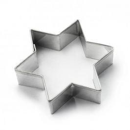 Foremka / Wykrawacz do ciastek i pierników metalowy GWIAZDA 5,5 cm