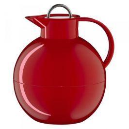 Termos konferencyjny do kawy i herbaty stalowy ALFI KUGEL CZERWONY 0,94 l