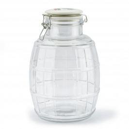 Słoik ozdobny szklany FLORINA NADOBA 4,1 l