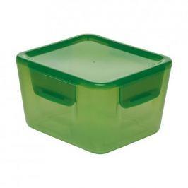 Pojemnik na żywność plastikowy ALADDIN CLAM ZIELONY 1,2 l