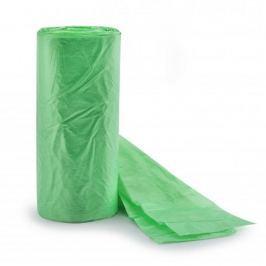 Worki na śmieci plastikowe JAN NIEZBĘDNY T-SHIRT ZIELONE 35 l 30 szt.