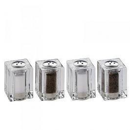 Pojemniki na przyprawy szklane KUCHENPROFI MINI 4 szt.