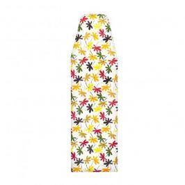 Pokrowiec na deskę do prasowania bawełniany FLOWER MIX KOLORÓW 130 x 46 cm