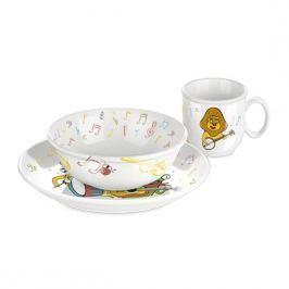 Naczynia dla dzieci porcelanowe TESCOMA BAMBINI ( 3 el.)