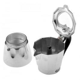 Kawiarka aluminiowa ciśnieniowa GAT VALENTINA MIX KOLORÓW - kafetiera na 6 filiżanek espresso