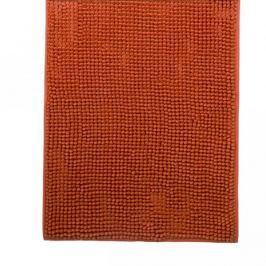 Dywanik łazienkowy poliestrowy MISS LUCY CHENILLE POMARAŃCZOWY 40 x 60 cm