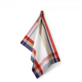Ręcznik kuchenny bawełniany KELA FRIDA WIELOKOLOROWY 70 x 50 cm