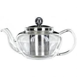 Dzbanek do herbaty szklany z zaparzaczem JUDGE 0,6 l