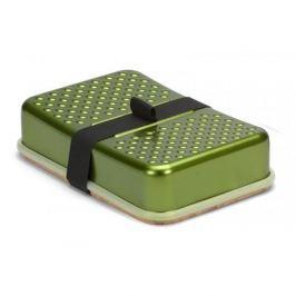 Lunch box aluminiowy BLACK BLUM SANDWICH ON BOARD ZIELONY