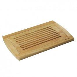 Deska do krojenia chleba i pieczywa bambusowa ZASSENHAUS KRATA 42 x 28 cm