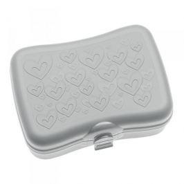 Lunch box plastikowy KOZIOL SUSI SZARY