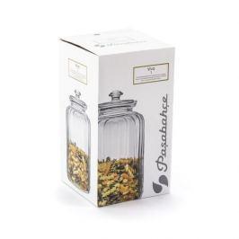 Słoik z pokrywką szklany PASABAHCE DOMINO 2,5 l