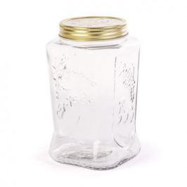 Słoik z pokrywką na ciastka szklany TAMARIN 1,1 l