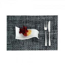 Mata stołowa / Podkładka na stół plastikowa KELA PLATO SZARA 45 x 30 cm