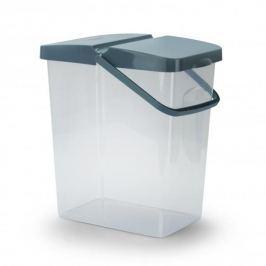 Pojemnik na proszek do prania plastikowy BRANQ KENDRICK JASNONIEBIESKI
