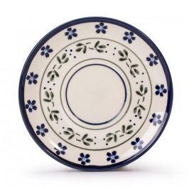 Talerzyk / Spodek ceramiczny GU-8831 DEK. 163A Bolesławiec 16 cm