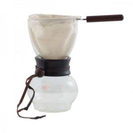 Zaparzacz do kawy szklany HARIO DRIP POT WOODNECK 0,2 l