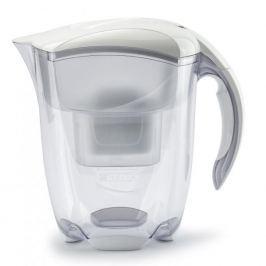 Dzbanek do filtrowania wody plastikowy BRITA ELEMARIS XL BIAŁY 3,5 l