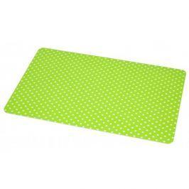 Mata stołowa / Podkładka na stół plastikowa KROPECZKI MIX KOLORÓW 43 x 28 cm