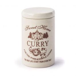 Pojemnik na curry ceramiczny SWEET HOME KREMOWY 0,2 l