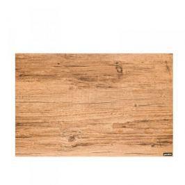 Mata stołowa / Podkładka na stół plastikowa GUZZINI MY FUSION BRĄZOWA 45,5 x 30,5 cm