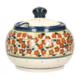 Cukiernica ceramiczna GU-694 DEK. DU52 Bolesławiec 300 ml
