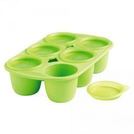 Pojemnik na jedzenie dla dzieci silikonowy MASTRAD ZIELONY 60 ml