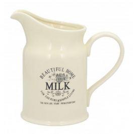 Mlecznik / Dzbanek do mleka ceramiczny SWEET HOME II 1600 ml
