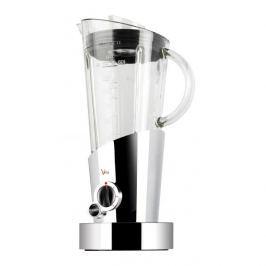 Blender kuchenny kielichowy BUGATTI VELA CHROMOWANY 1,5 l 500 W