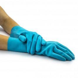 Rękawiczki lateksowe VILEDA COMFORT NIEBIESKIE L
