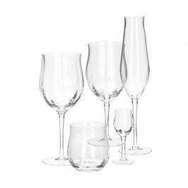 Komplet szklanek i kieliszków KROSNO FIORE (30 el.)