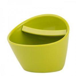 Filiżanka do herbaty plastikowa z zaparzaczem MAGISSO TEACUP ZIELONA 250 ml