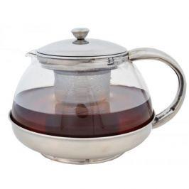 Dzbanek do herbaty szklany z zaparzaczem ODELO JUG 1 l
