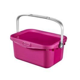 Pojemnik na proszek do prania plastikowy CURVER MULTIBOX FIOLETOWY 3 l