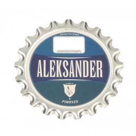Otwieracz do piwa i butelek ze stali nierdzewnej z magnesem PAN DRAGON ALEKSANDER