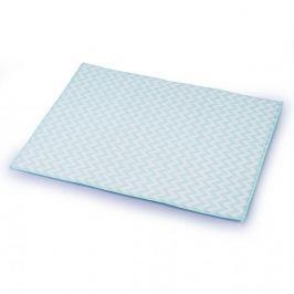 Mata do suszenia naczyń z mikrofibry MAT ZIGZAK WIELOKOLORA 37 x 49,5 cm