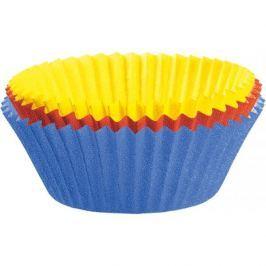 Papilotki / Foremki do muffinek papierowe KAISER KOLOROWE MUFFIN WORLD MAŁE 150 szt.