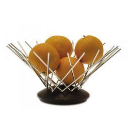Koszyk na owoce metalowy LEGNOART SNOWFLAKE
