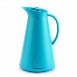 Termos konferencyjny do kawy i herbaty plastikowy FLORINA VATEL TURKUSOWY 1 l