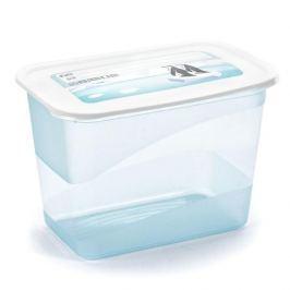 Pojemnik na żywność plastikowy MIA POLAR BŁĘKITNY 7,2 l
