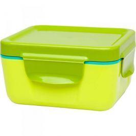 Śniadaniówka / Pojemnik na kanapki plastikowy z wkładem chłodzącym ALADDIN FOOD ZIELONA