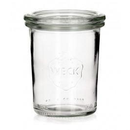 Mały słoiczek szklany WECK SMALL 0,16 l