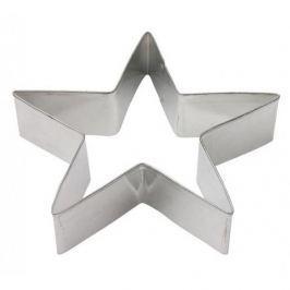 Foremka / Wykrawacz do ciastek i pierników metalowy DEXAM GWIAZDA 3 cm