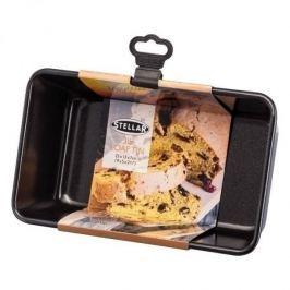 Keksówka / Forma do pieczenia chleba i pasztetu stalowa STELLAR LOAFTIN CZARNA 23 x 13 cm