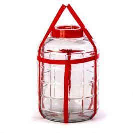 Słoik do kiszenia ogórków szklany GRANDE OLAF 16 l