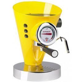 Ekspres do kawy ciśnieniowy BUGATTI DIVA ŻÓŁTY 1050 W